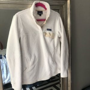 Women's Patagonia Fleece 1/4 button Pullover